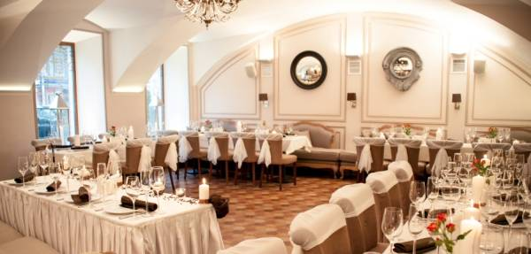 Ресторан Villa Aston - Новый 2016 год в Санкт-Петербурге (год Огненной обезьяны)